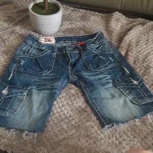 Kiss shorts